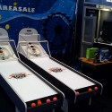 Skee-ball is in the building!