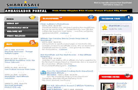 Ambassador Portal