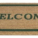 Rolling Out the Welcome Mat