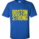 Our Thoughts are in Boston