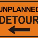 Unplanned-Detour