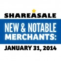 Exciting Merchant Launches: January 2014