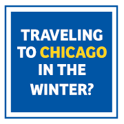 Travling To Chicago in the Winter