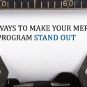 Merchants – 5 Ways to Make Your Program Stand Out