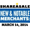 New & Notable Merchants: March 14, 2014