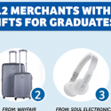 Gifts for Grads from ShareASale Merchants
