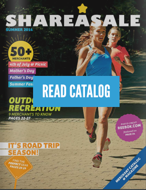ShareASale 2014 Summer Catalog