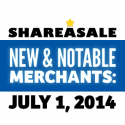 New & Notable Merchants: July 1, 2014