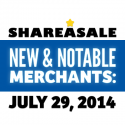 New & Notable Merchants: July 29, 2014
