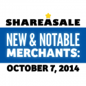 New & Notable Merchants: October 7, 2014