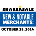 New & Notable Merchants: October 28, 2014