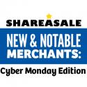 New & Notable Merchants: Cyber Monday Edition