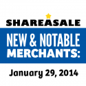 New & Notable Merchants: January 29, 2015