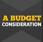 Budget-Consideration