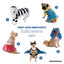 Must-Have Merchants: Halloween For Pets
