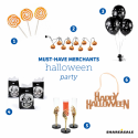 Must-Have Merchants: Halloween Party