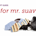 #GiftGuides: Gifts for Mr. Suave