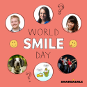 World Smile Day at ShareASale