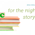 #GiftGuides: Gifts for the Nighttime Story Teller