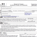 How do I submit a W-9 Form?