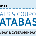 Black Friday + Cyber Monday Deals Database:  Merchant Placement Opportunity