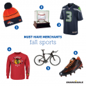 Must-Have Merchants: Fall Sports