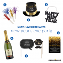 Must-Have Merchants: New Years Party