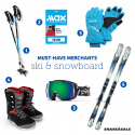 Must-Have-Merchants: Ski & Snowboard