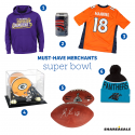 Must-Have-Merchants: Super Bowl