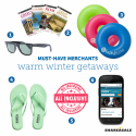 Must-Have Merchants: Warm Winter Getaways