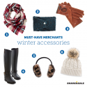 Must-Have-Merchants: Winter Accessories