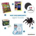 Must-Have-Merchants: April Fools' Day