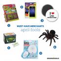 Must-Have-Merchants: April Fools' Day