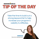 Tip of the Day: Keyword Lists