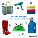 Must-Have-Merchant: For a Rainy Day