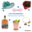 Must-Have-Merchants:Kentucky Derby