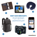 Must-Have-Merchants: European Adventure