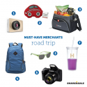 Must-Have-Merchants: Road Trip