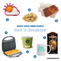 Must-Have-Merchants: Best In Breakfast