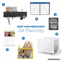 Must-Have-Merchants: Q4 Planning