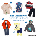 Must-Have-Merchants: Back-to-School Fashion For Kids