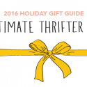 #GiftGuides: Gifts for the Ultimate Thrifter – Part 2