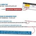 Affiliate Recruitment: Organize & Motivate Sign-ups using AutoTags