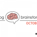 October Blog Brainstorm