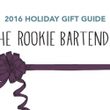 #GiftGuides: Gifts for the Rookie Bartender