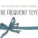#GiftGuides: Gifts for the Frequent Flyer