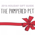#GiftGuides:Gifts for the Pampered Pet