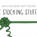 #GiftGuides: Stocking Stuffers
