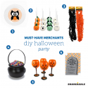 Must-Have-Merchants: DIY Halloween Party