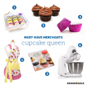 Must-Have-Merchants: Cupcake Queen